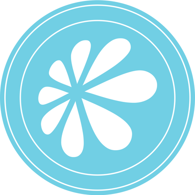 Marahlago Dolphin ring with genuine Larimar and sterling silver