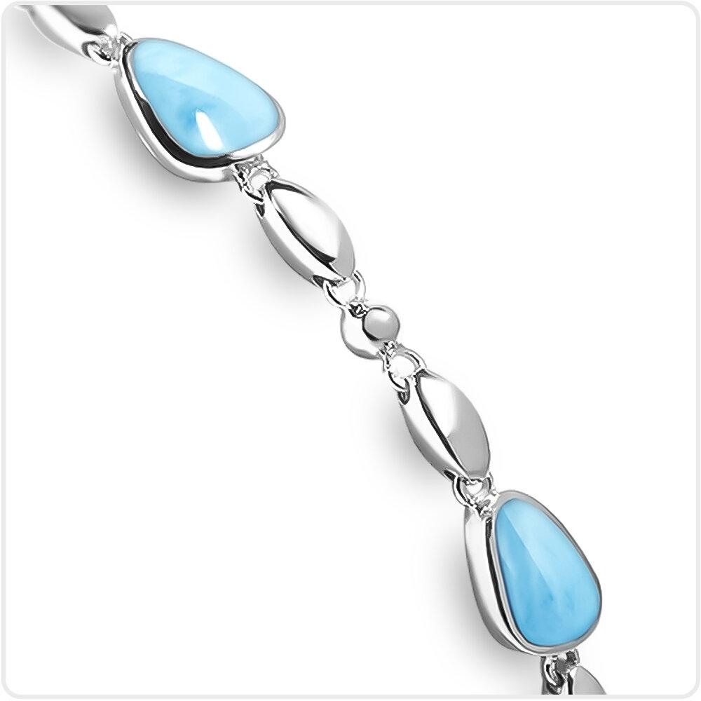 marahlago larimar Cheyenne Larimar Bracelet jewelry