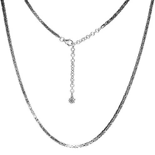 Byzantine Chain 2mm 21 inch