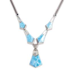 marahlago other Calder Large Larimar Necklace
