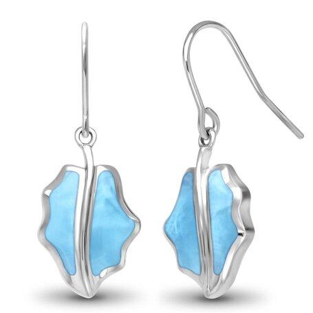 marahlago larimar Fall Larimar Earrings jewelry