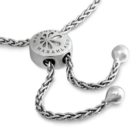 marahlago larimar Hideaway Blue Spinel Larimar Necklace jewelry