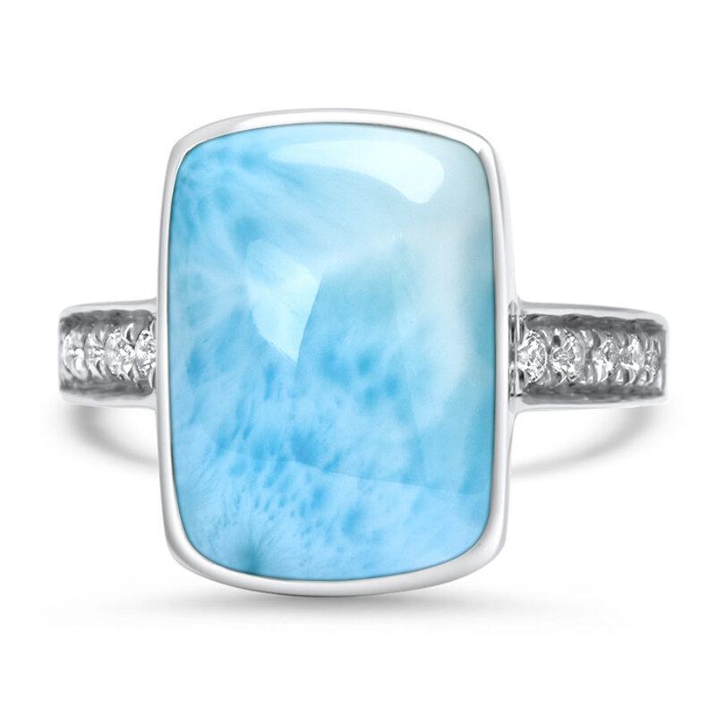 marahlago larimar Maris Larimar Ring jewelry