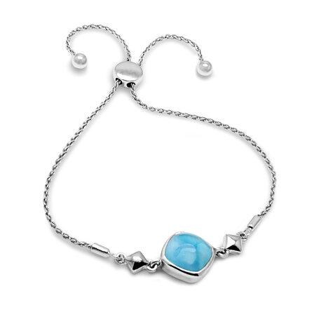 marahlago larimar Maya Larimar Bracelet jewelry