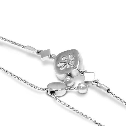 Maya Larimar Bracelet