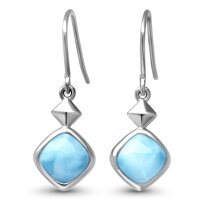 marahlago Maya Larimar Earrings