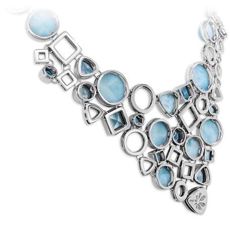 marahlago larimar Alexandria Necklace jewelry