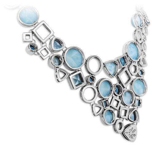 Alexandria Larimar Necklace