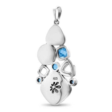 marahlago larimar Alexandria Pendant jewelry