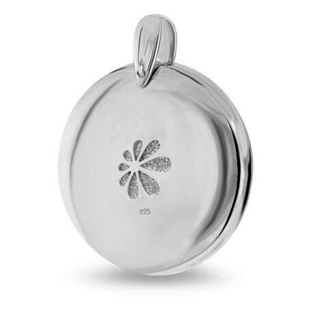 marahlago larimar Athena Round Larimar Necklace jewelry