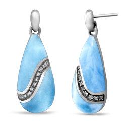 marahlago other Brook Larimar Earrings
