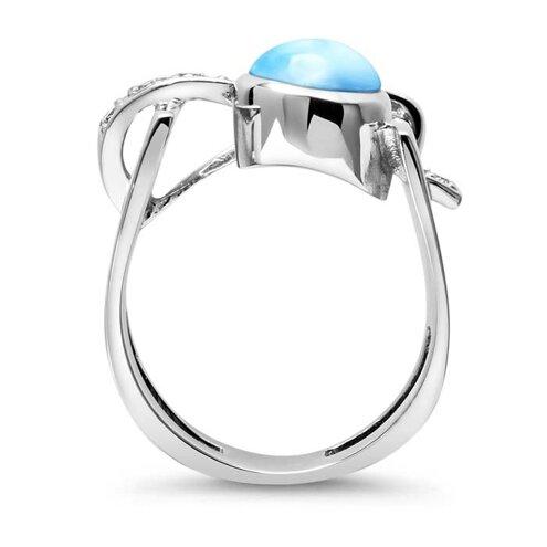 Dante Larimar Ring