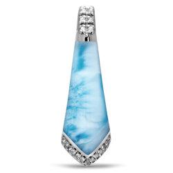 marahlago other Drift Larimar Necklace