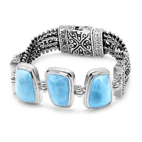 Hanna Larimar Bracelet