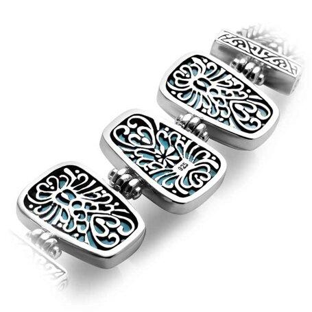marahlago larimar Hanna Larimar Bracelet jewelry