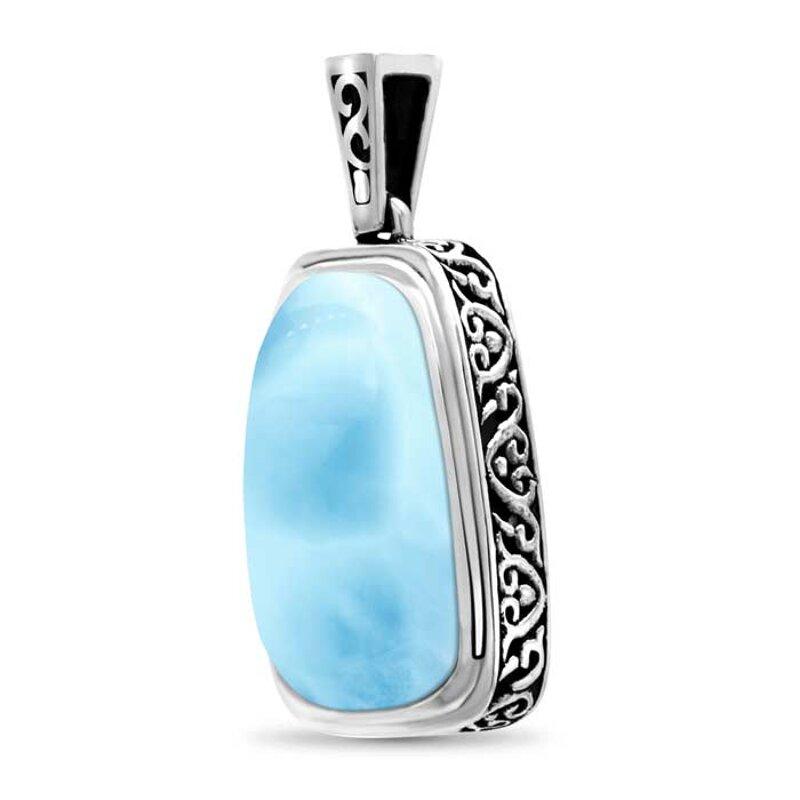 marahlago larimar Hanna Petite Larimar Necklace jewelry