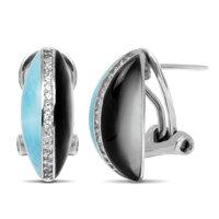 marahlago Horizon Larimar Earrings