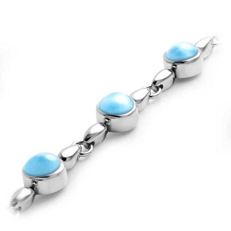 marahlago larimar Liquido Larimar Bracelet jewelry