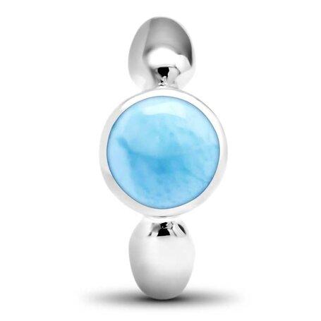 marahlago larimar Liquido Larimar Ring jewelry
