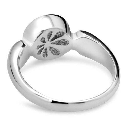 Liquido Larimar Ring