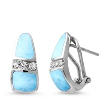 marahlago Marina Larimar Earrings