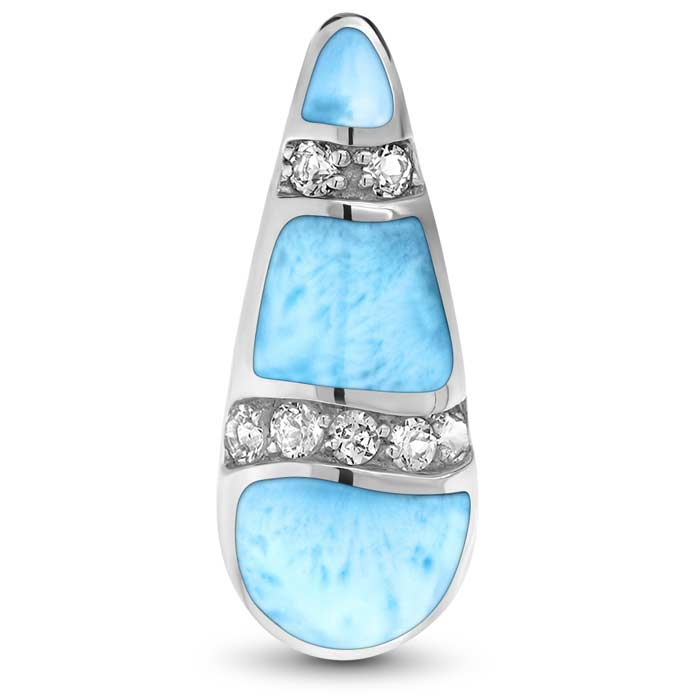 marahlago larimar Marina Larimar Necklace jewelry