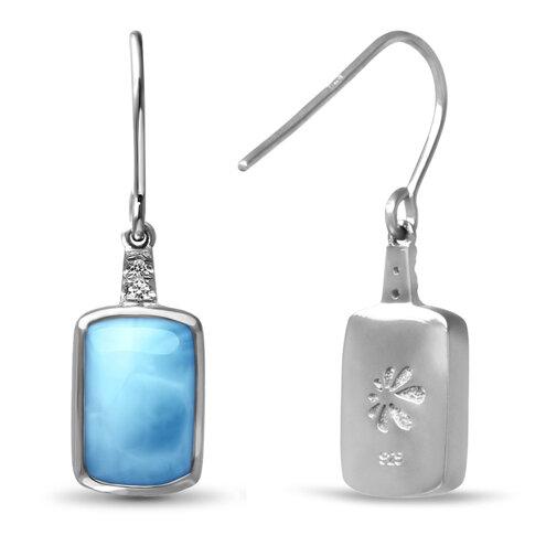 Maris Larimar Earrings