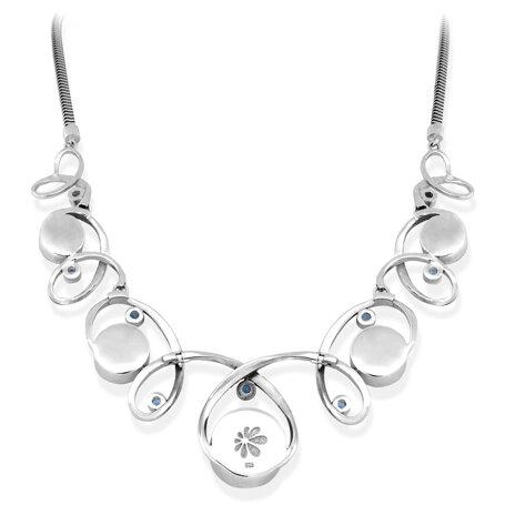 marahlago larimar Mia Larimar Necklace jewelry