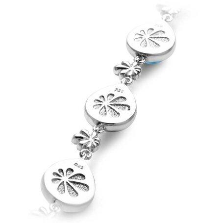marahlago larimar ML Logo Larimar Bracelet jewelry