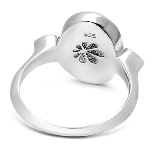 Naples Larimar Ring