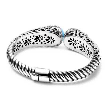 marahlago larimar Oceana Larimar Bracelet jewelry