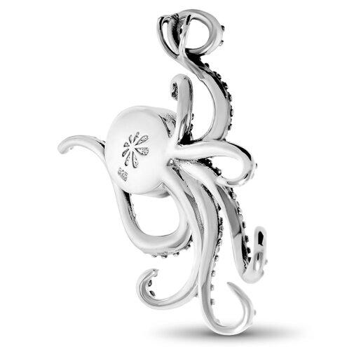 Octopus Larimar Necklace