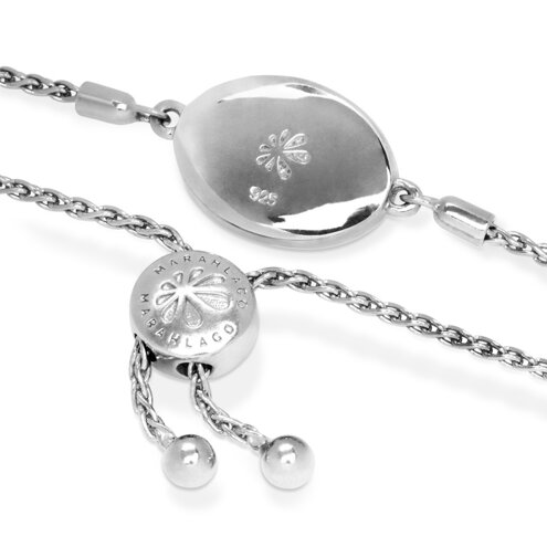 Radiance Round Larimar Bracelet