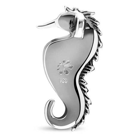 marahlago larimar Seahorse Large Necklace jewelry