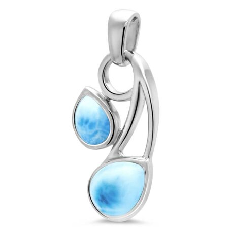 marahlago larimar Seduction Larimar Necklace jewelry