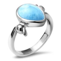 marahlago Seduction Larimar Ring