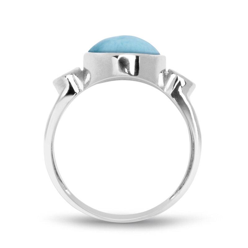 marahlago larimar Splash Larimar Ring jewelry