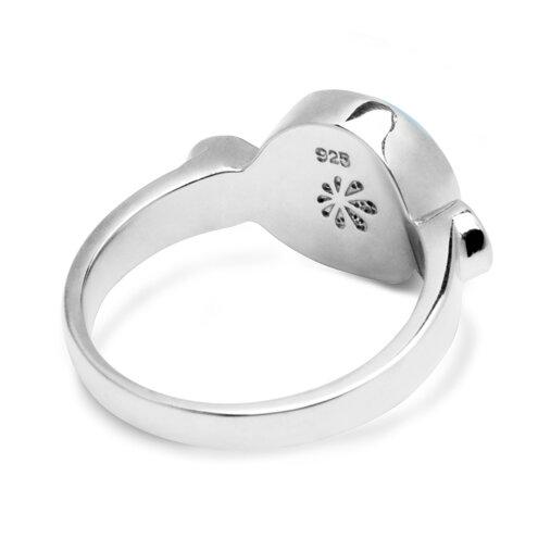 Splash Larimar Ring