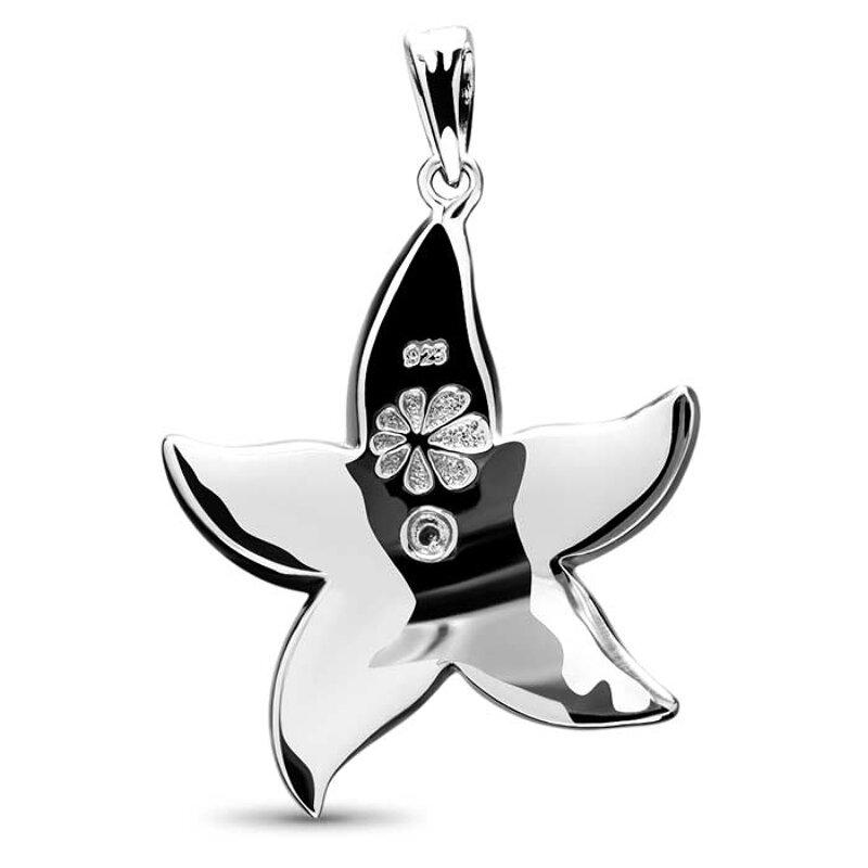 marahlago larimar Starfish Larimar Necklace jewelry