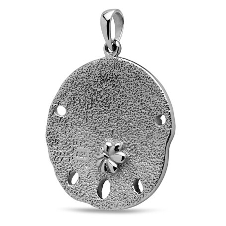 marahlago larimar Sand Dollar Larimar Necklace jewelry