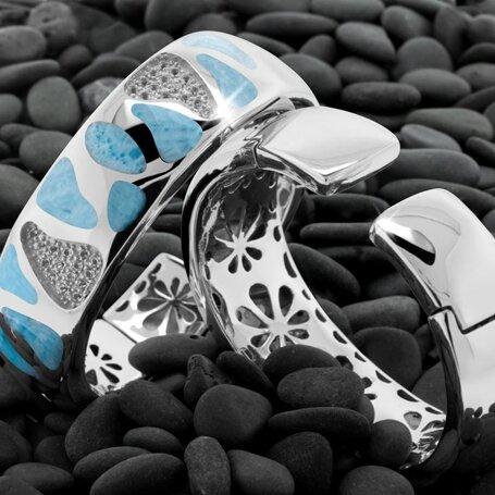 marahlago larimar Surf Larimar Bracelet jewelry