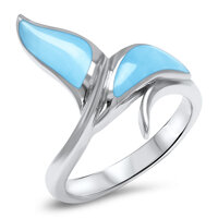 marahlago Whale Tail Ring